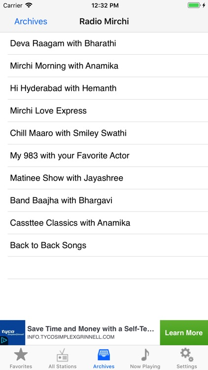 HydFM screenshot-3