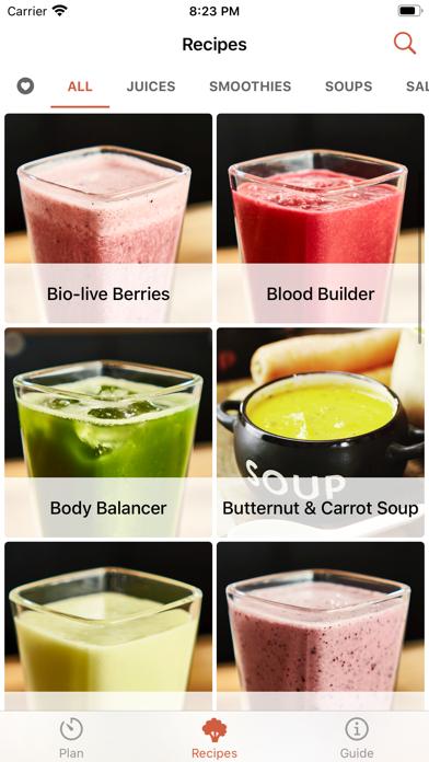 Jason's Soup n Juice Dietのおすすめ画像2