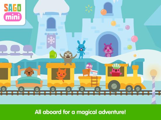 Sago Mini Trains screenshot 13