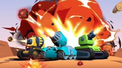 Tank Hero - Shoot Fight Battleのおすすめ画像5