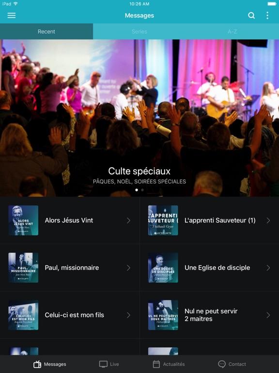 Screenshot #4 pour La Porte Ouverte Chrétienne