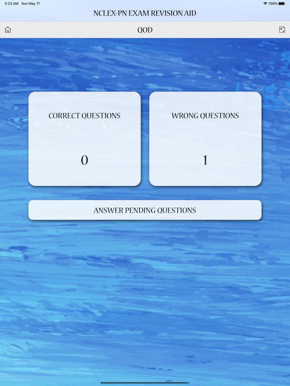 NCLEX - PN Exam Revision Aid screenshot 16