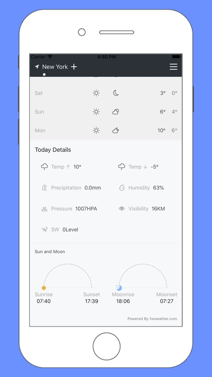 SimpleWeather+ screenshot-4