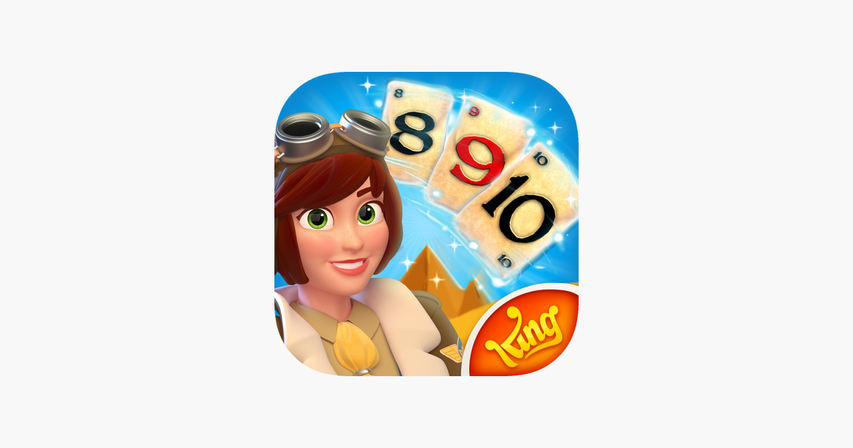 Pyramid Solitaire Saga on the App Store