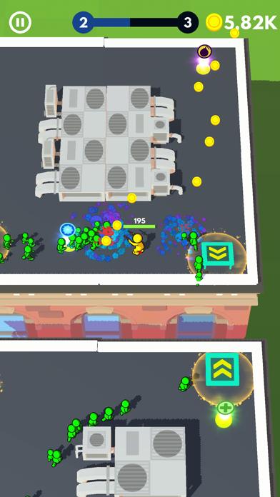 Clean the Roof screenshot 2