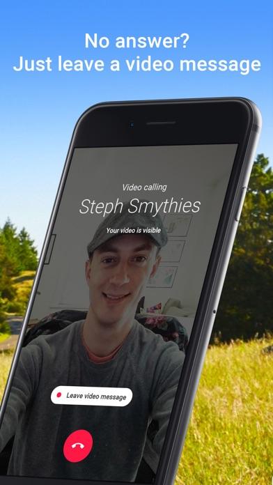 Google Duo app image