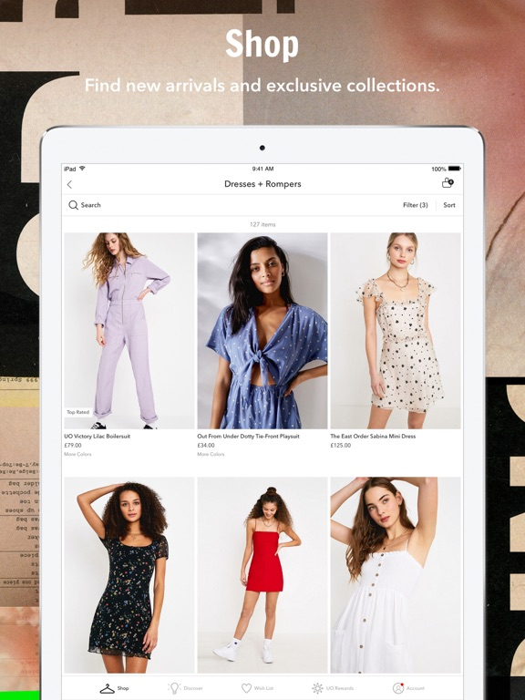 711c23cfe4 Urban Outfitters by Urban Outfitters (iOS, United Kingdom ...