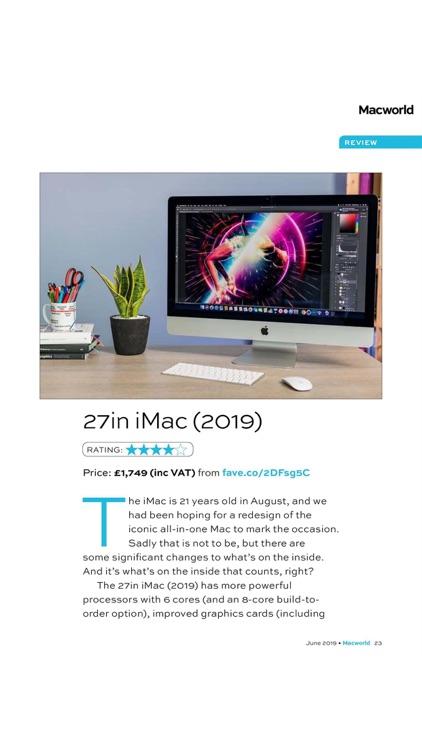 Macworld UK Magazine screenshot-4