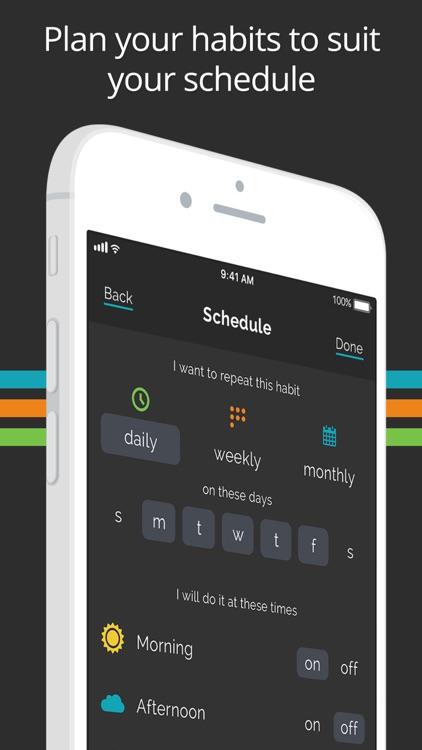 Productive - Habit Tracker screenshot-3