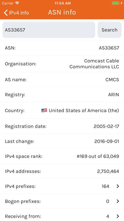 IP Tools: Network Insights screenshot-3