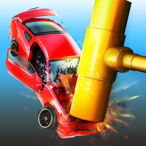Smash Cars! free software for iPhone and iPad