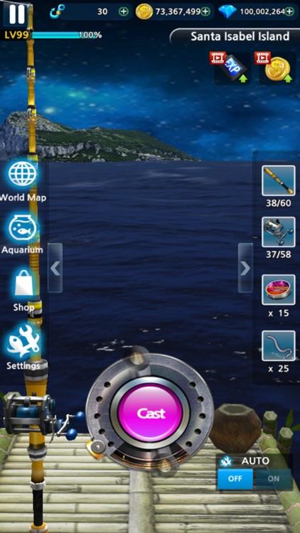 Monster Fishing 2021 screenshot-4