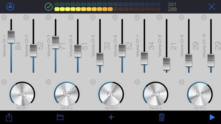 WiDI - MIDI Studio screenshot-5