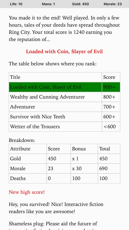 Medieval Fantasy RPG screenshot-5