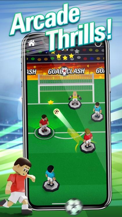 Goal Clash: Epic Soccer Game screenshot-3