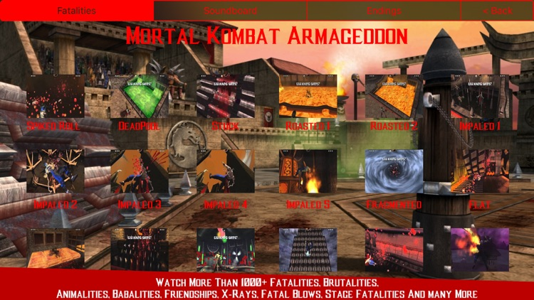 Fatalities of MK screenshot-6