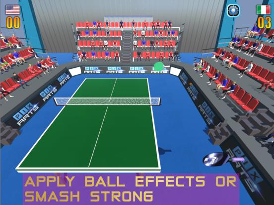 Table Tennis World Tournament screenshot 7
