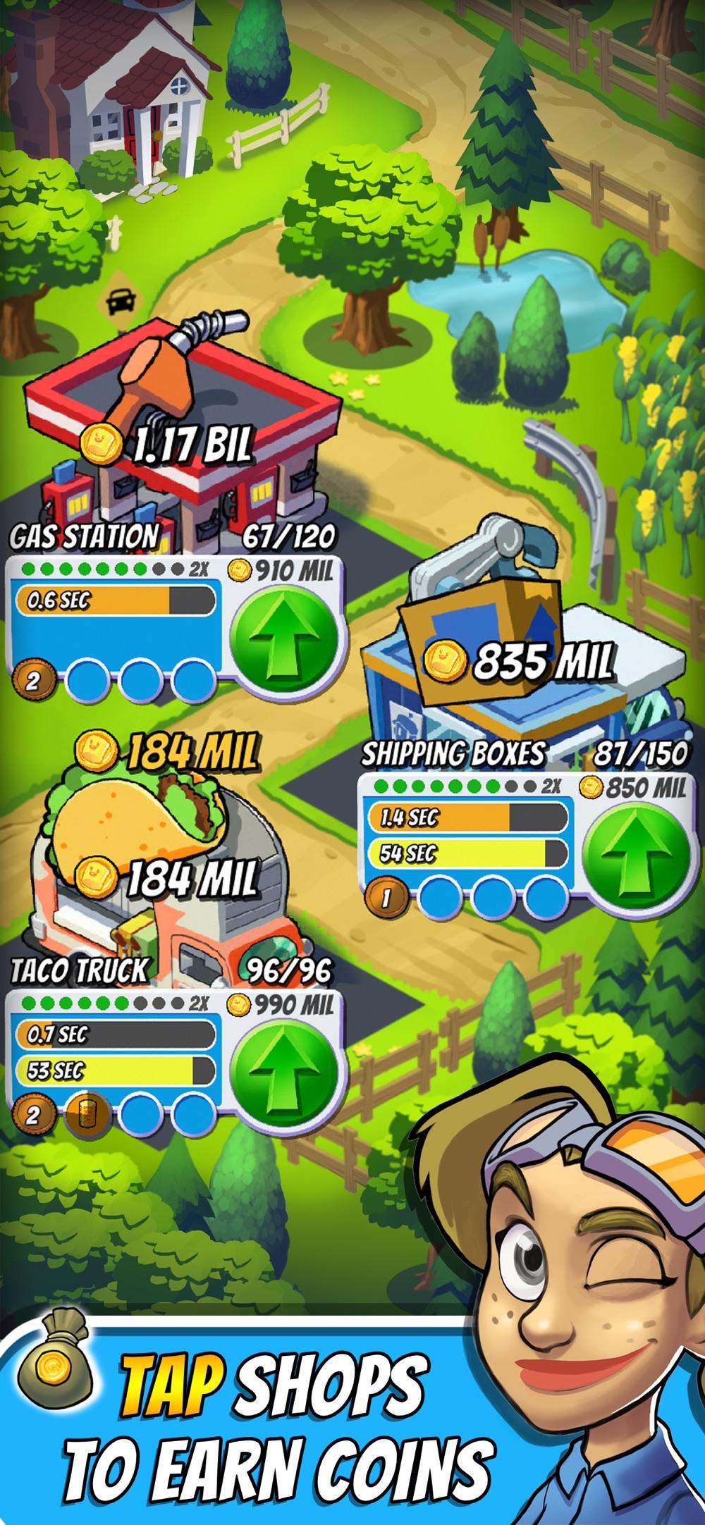 Tap Empire: Auto Tapper Game Cheat Codes