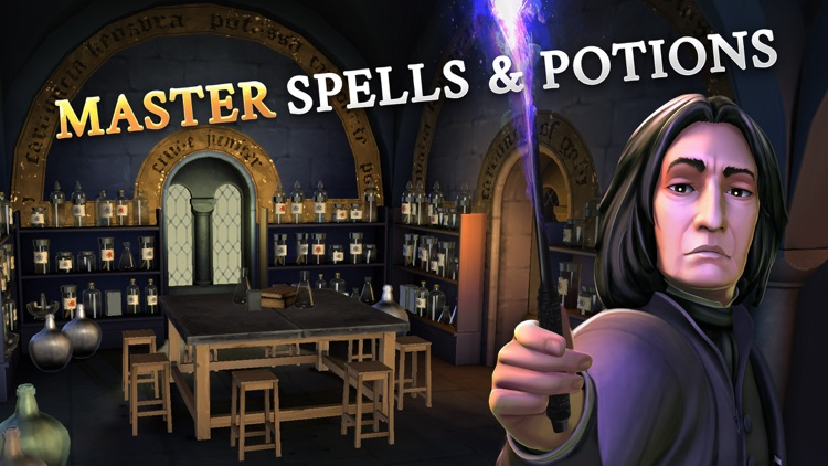 Harry Potter: Hogwarts Mystery screenshot-3