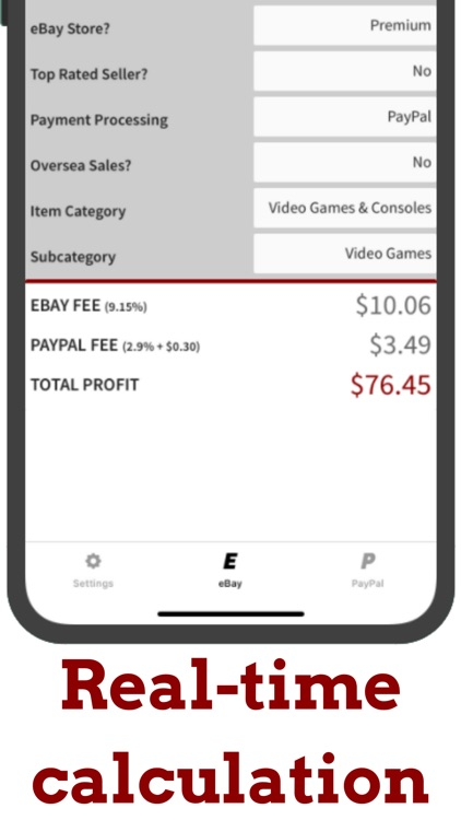 ebayfeescalculator.com screenshot-3