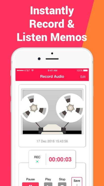 Voice Recorder: Notes Audio