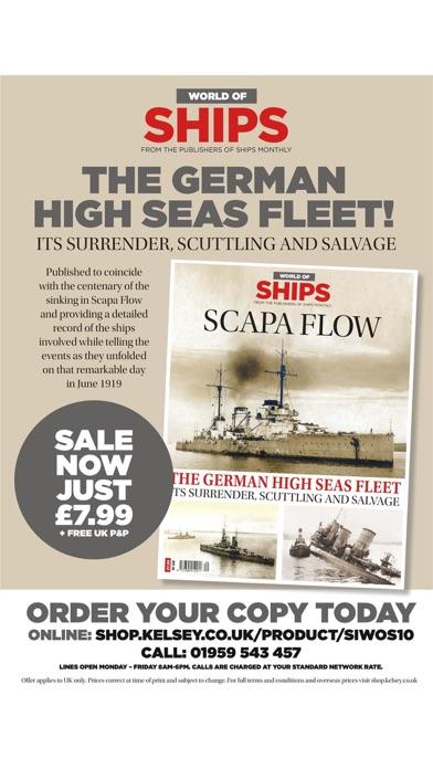 World of Warships Magazine screenshot 2