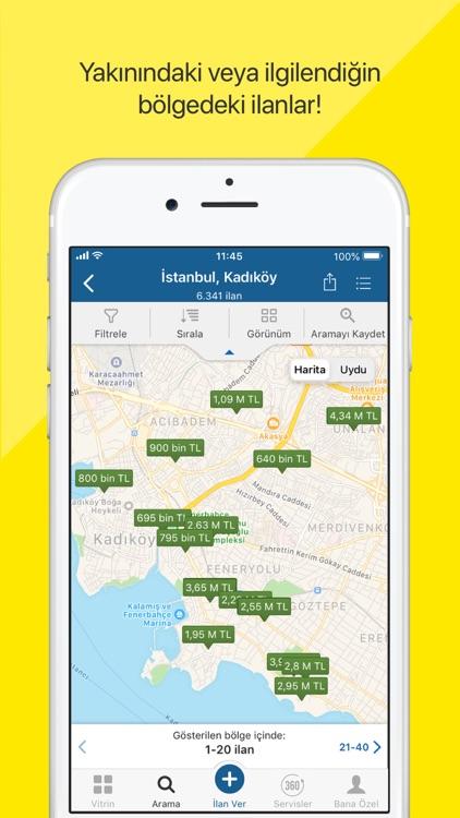 sahibinden.com: Al,Sat,Kirala screenshot-5