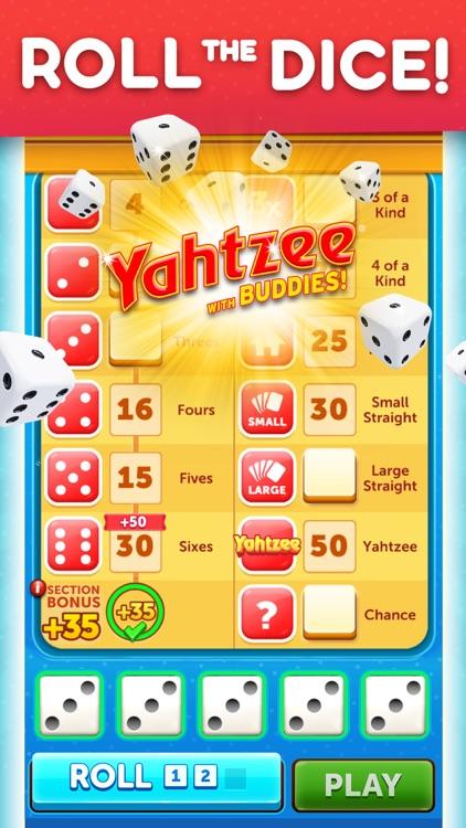 Yahtzee® with Buddies Dice screenshot-0