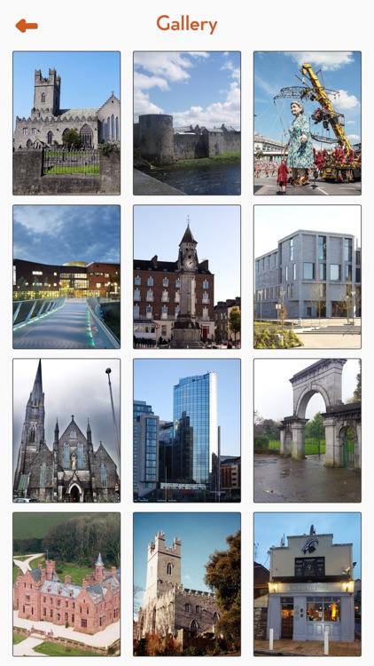 Limerick City Travel Guide screenshot-4