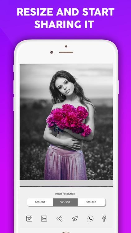 Color Splurge pic photo editor screenshot-7