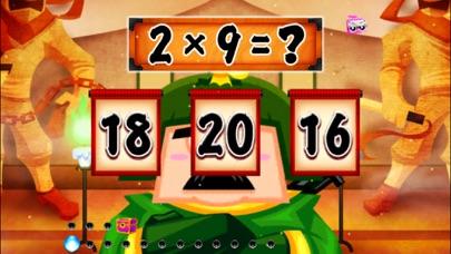 算数忍者〜九九の巻〜子供向け学習アプリのおすすめ画像3