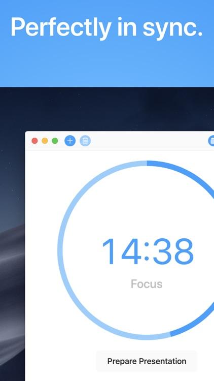 Focus - Time Manager screenshot-6