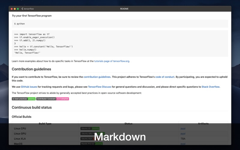 Gitfox for Mac
