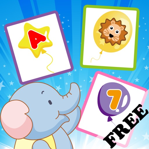 Amazing Match - All in 1 Educational Brain Training Games for Kids Free