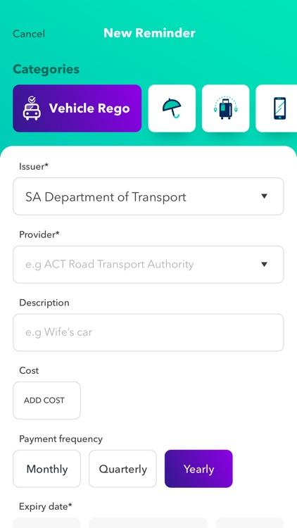 GetReminded: Organise & Save screenshot-3