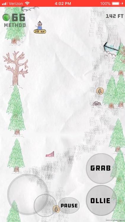 Sketchy Snowboarding screenshot-3