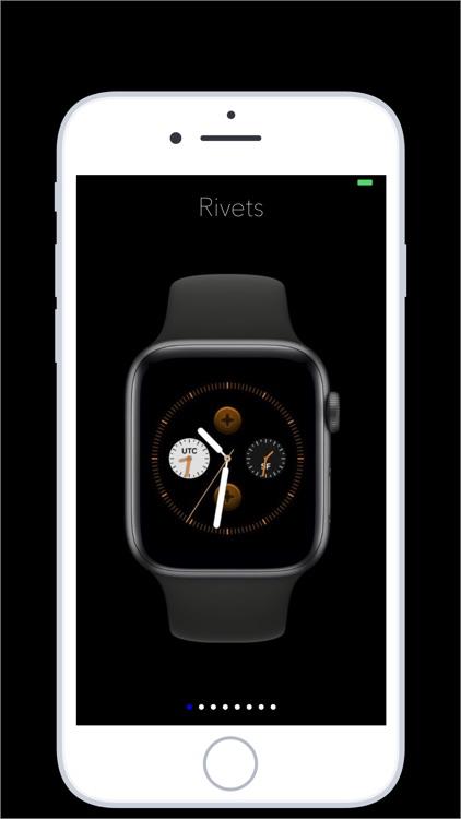 Rivets - rugged watch faces screenshot-4