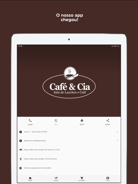 Café & Cia screenshot 7