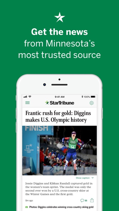 Star Tribune Screenshot