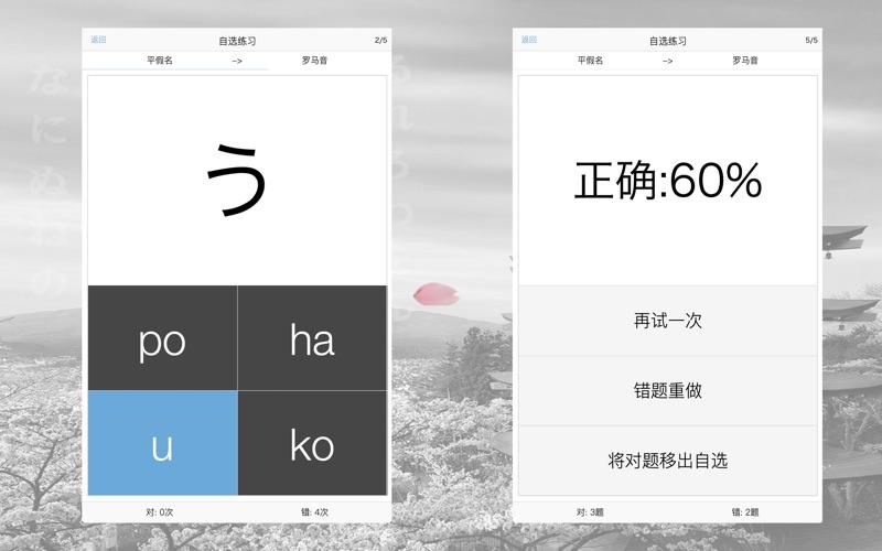 日本语の五十音图