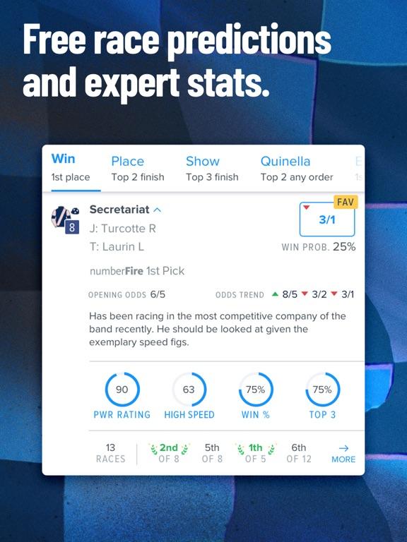 FanDuel Racing - Bet on Horses screenshot 9
