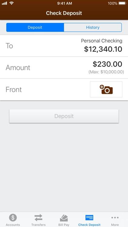 Rocky Mountain Bank Mobile screenshot-7