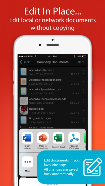 FileBrowser for Business screenshot-4