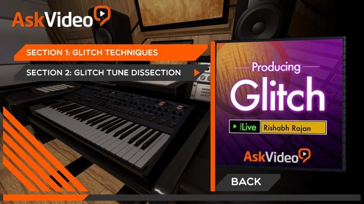 Produce Glitch Course For Live