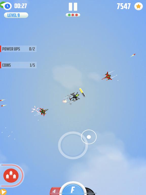 Man Vs. Missiles: Combat screenshot #9