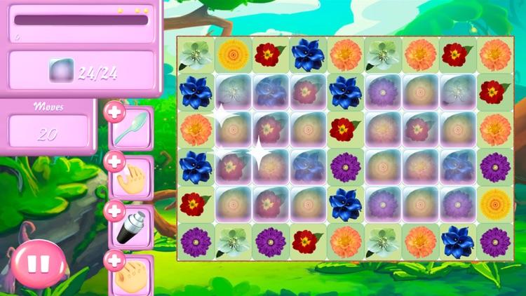 Flower Jewels screenshot-7
