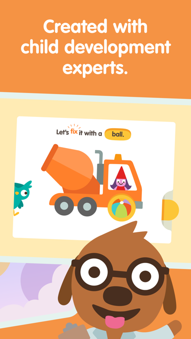 Sago Mini School (Kids 2-5) screenshot 3