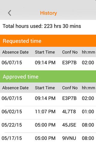 Matrix eServices Mobile - náhled