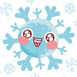 Smilie Snowflake!
