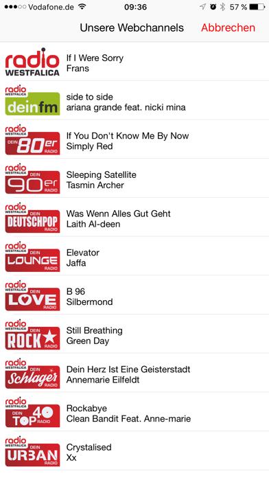 messages.download Radio Westfalica software